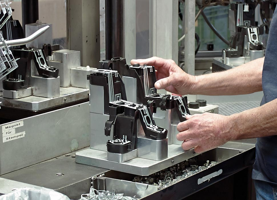 Sixt GmbH Baugruppenmontage